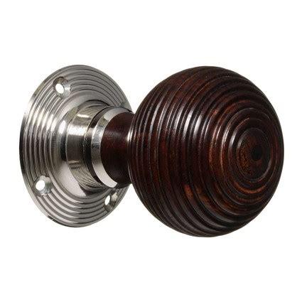 door knobs handles vintage wooden