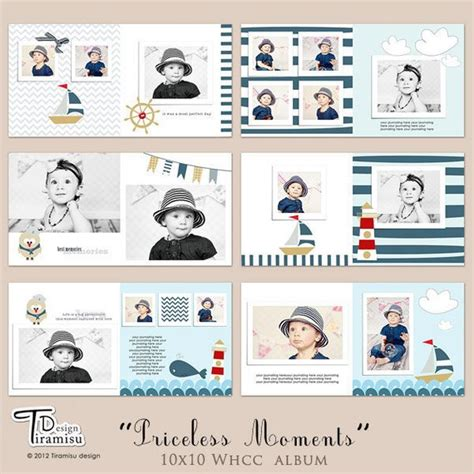 10x10 Album Templates Photobook Photoshop Templates Free Photobook Template