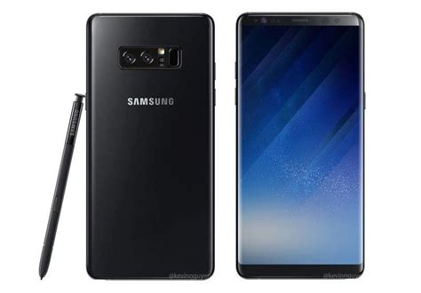 Samsung Note 8 Experience samsung galaxy note 8 release date price news rumors makers of android
