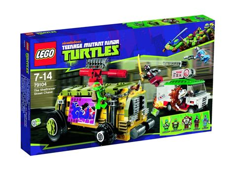 Lego Turtle by Lego Mutant Turtles The Toyark News