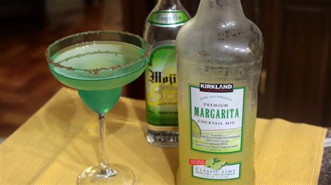 jose cuervo light margarita mix carbs margarita content