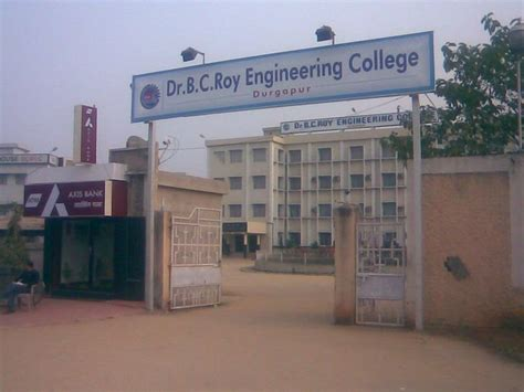 Mba Bc Roy Durgapur by Wbut Colleges Dr B C Roy Engineering College Photos