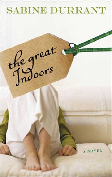 Book Review It And It By Sabine Durrant by Book Review The Great Indoors By Sabine Durrant Mboten