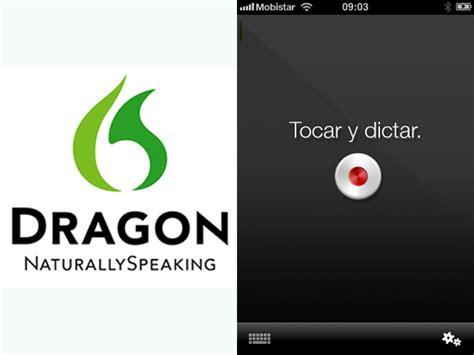 naturally speaking for android iphone 4 ahora con funciones de reconocimiento de voz basadas en naturallyspeaking