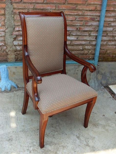 upholstered dining room chair mahogany dining room chairs regency upholstered ebay