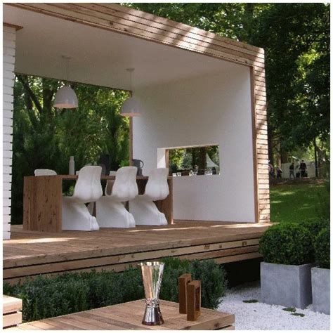 Pavillon Holz Modern by 50 Gartenlauben Aus Holz Gartenpavillon Selber Bauen