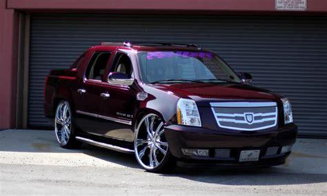 Cadillac Avalanche by Slammed Escalade Cars Escalade Ext