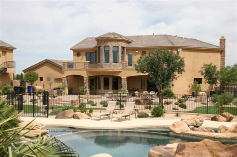Arizona Homes by Arizona Cardinals Peterson S Home In Gilbert Az Gilbert S Club