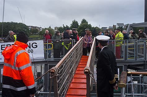 thames barrier opening ceremony waverley on the thames 2012