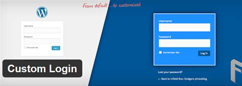 wordpress themes free login 5 best free wordpress client login plugins af templates