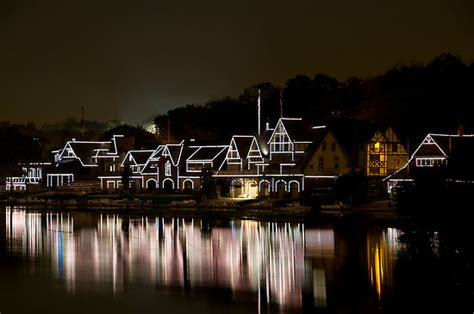 boat row houses philadelphia philadelphia pennsylvania boathouse row photo picture
