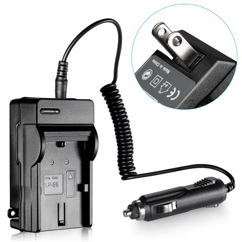 Charger For Op Can 16 For Canon Lp E 10 battery grip bg e16 2 pcs battery lp e6 charger for