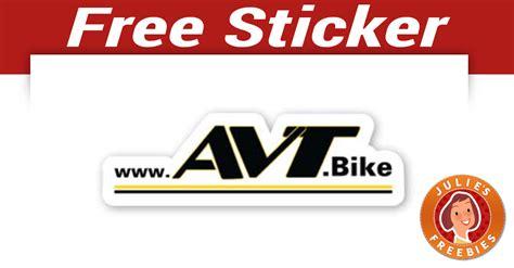 Free Atv Stickers By Mail free atv bike sticker julie s freebies