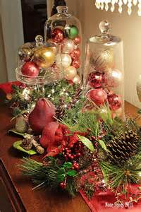 Christmas Table Decorations by 50 Stunning Christmas Table Settings Style Estate