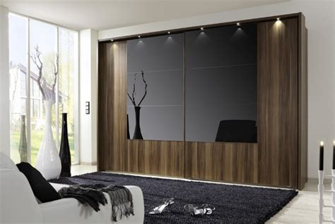 Black And Wood Wardrobe 7 Designer Wardrobe That Fits Your Bedrooms Well