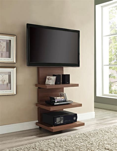 Tv Stand Wall Designs by 18 Chic And Modern Tv Wall Mount Ideas For Living Room