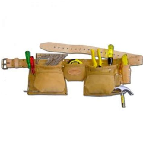 mcguire nicholas 11 pocket carpenters apron tool belt
