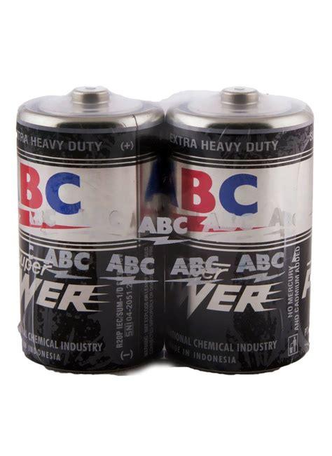 Batere Abc Aaa Power abc battery power um 1 r20 pck 2 s klikindomaret