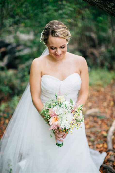 Vintage Eclectic Mint & Peach Wedding   Every Last Detail