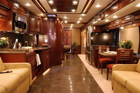 motor home interior 28 images luxury motorhome