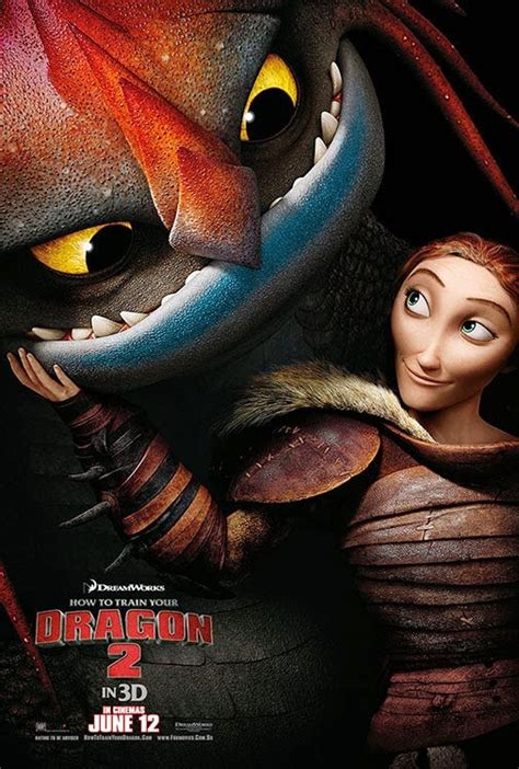 c mo entrenar a tu drag n 2 peliculas de estreno y en how to train your dragon 2 trailer