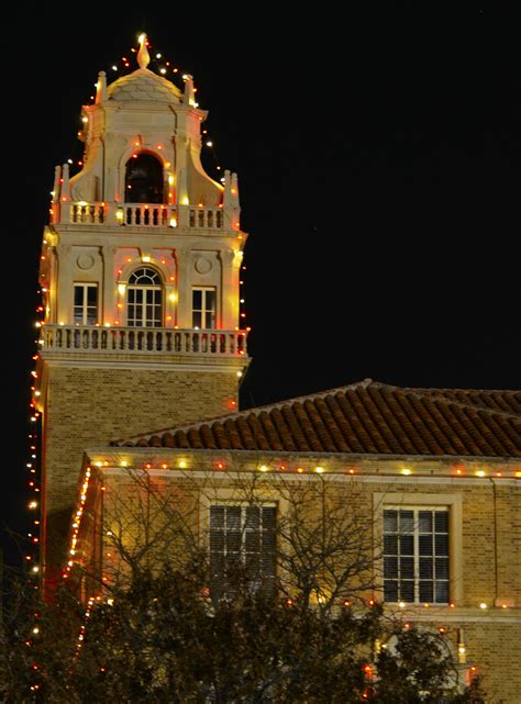 tech carol of lights lubbock s top 5 events visit lubbock