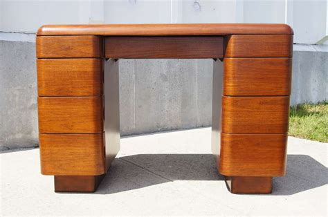 Bent Desk by Bent Plywood Desk By Paul Goldman For Plymold At 1stdibs