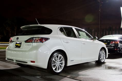 Lexus Is 250 Hybrid Lexus Ct 250h The S Wheels