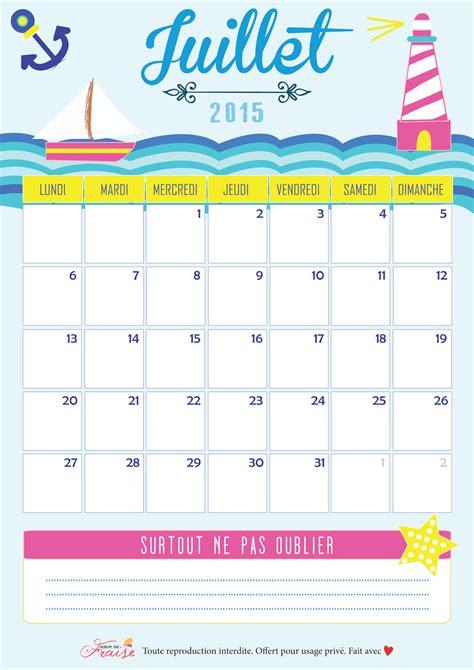 Calendrier 4 Juillet 2015 Sirop De Fraise Lifestyle Et Diy Juin 2015