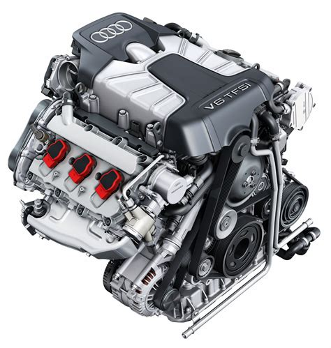 Motor Audi by Engines Cartype