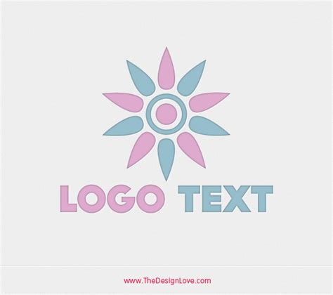 free ngo logo design sles freebie vector logo for child care ngo