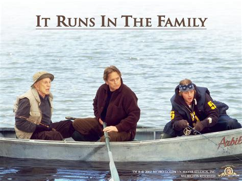 film it runs in the family cast it runs in the family 2003 the douglas is the grombergs