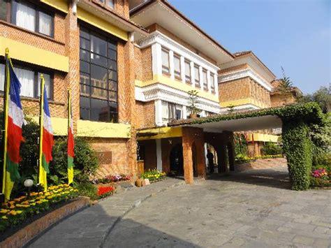 Hotel In Ktm Kathmandu Shangri La Hotel Front Approach Picture Of Shangri La