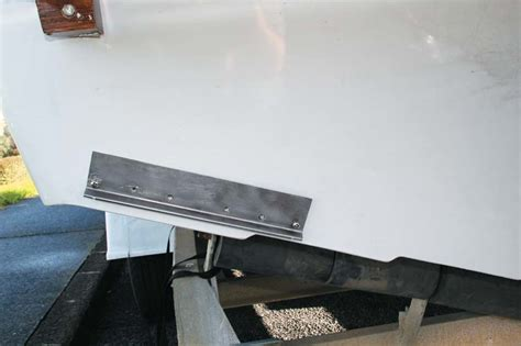 boat transom location on trailer how to install trim tabs on a power boat trade boats