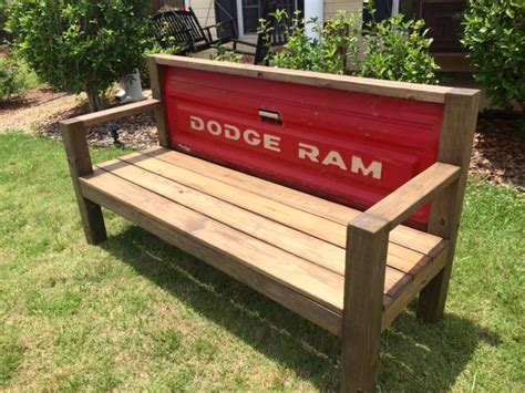 bench made from truck tailgate 1000 ideas about truck tailgate bench on pinterest tailgate bench truck tailgate