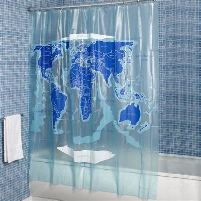 fabric world map shower curtain 1000 images about world map shower curtain on pinterest