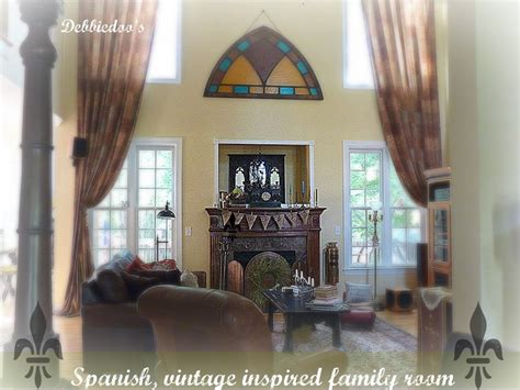 spanish style curtains spanish home decor hottest home design