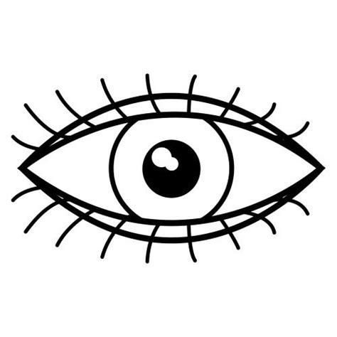 imagenes de ojos en dibujo dibujos de ojos para colorear dibujos para colorear
