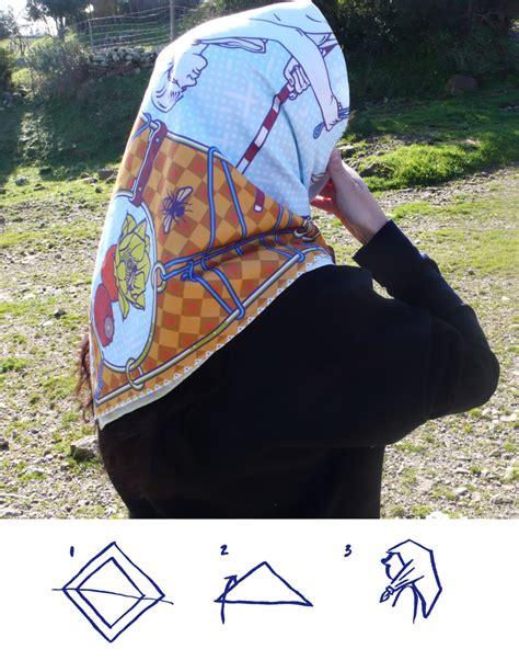 ermes multi function scarf  gianfranco setzu