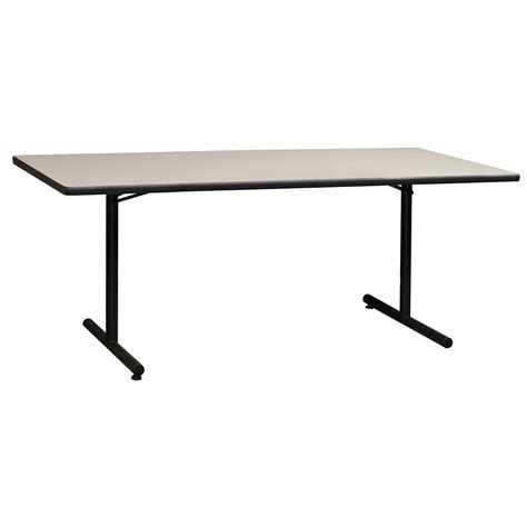 Heavy Duty Folding Table Heavy Duty Used 30 215 72 Laminate Folding Table White National Office Interiors And Liquidators