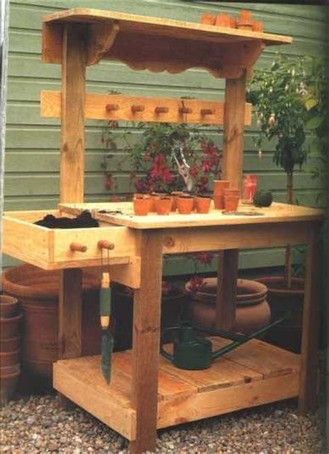 potting bench ideas potting bench ideas my stuff pinterest