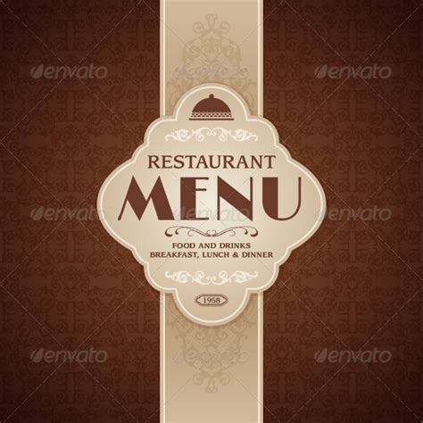 cafe ristorante aziendale 20 cool restaurant brochure templates