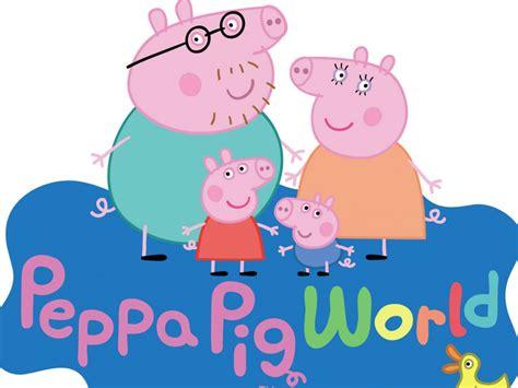 you peppa pug peppa pig world package