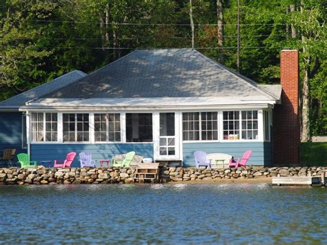 tiny cottage for rent lee nh beautiful lakefront cottage on mountainview vrbo