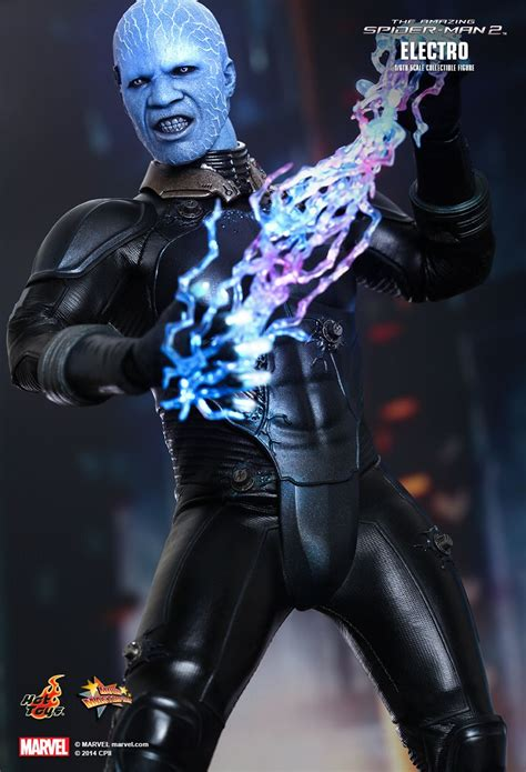 Electro Proof Marvel Avangers Custom Figure preview toys electro from the amazing spider 2