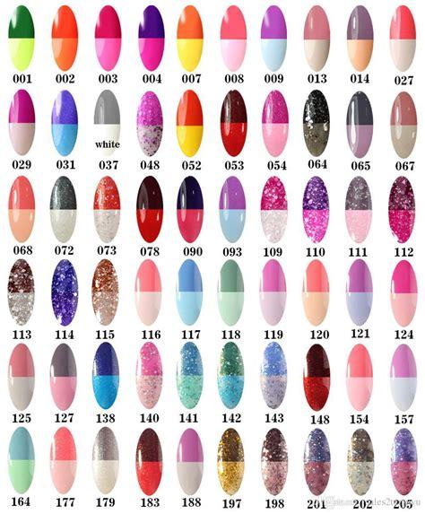 nail change color temperature glue nails chameleon color changing uv gel