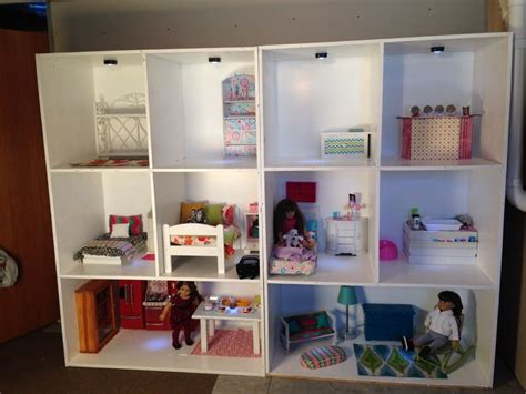 diy american girl doll house 17 best ideas about american girl storage on pinterest