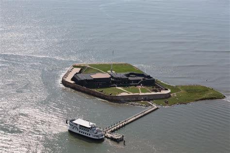 charleston boat tours fort sumter fort sumter tours charleston area cvb