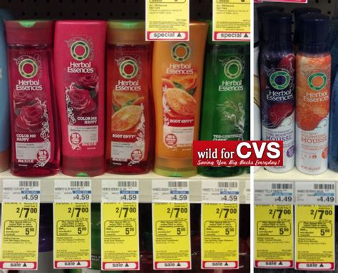 shop with coupon cvs clearance select herbal essences cvs archives who said nothing in is free