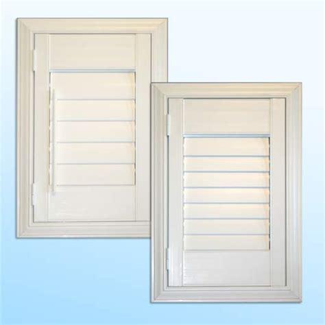 tilt shutter vinyl shutters vinyl tek shutters blinds